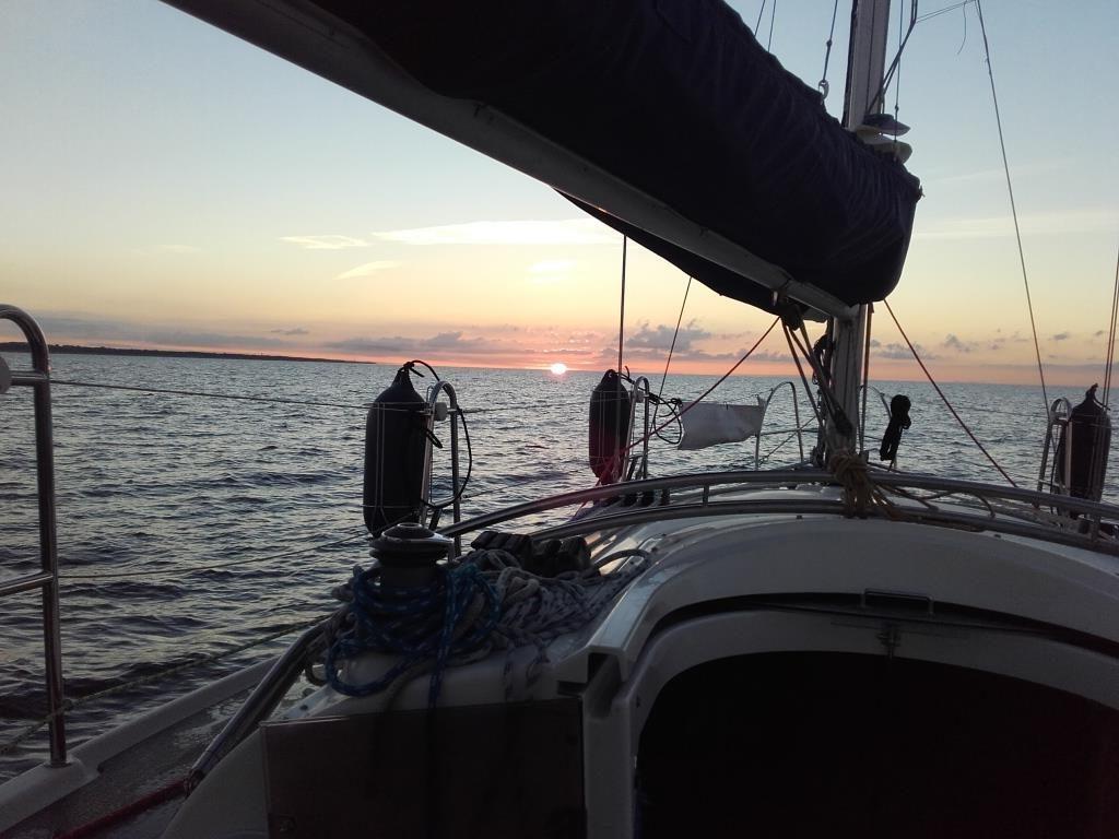Rejsy morskie jachtem Bałtyk